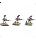 10mm American Revolution: British Grenadiers 1768 warrant, charging