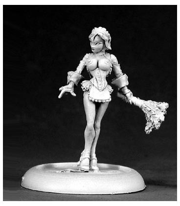 Chronoscope: Brigitte, Naughty French Maid
