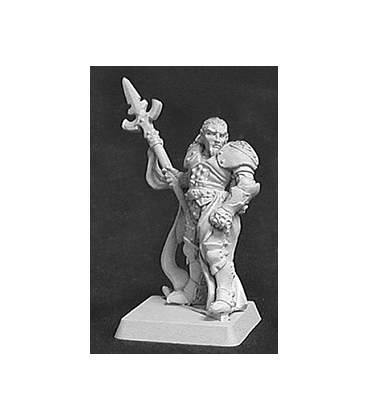 Warlord: Crusaders - Ironraven, Templar Captain