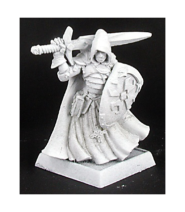 Warlord: Crusaders - Sir Brannor, Justicar, Captain