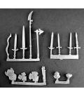 Warlord: Crusaders - Crusader Weapons