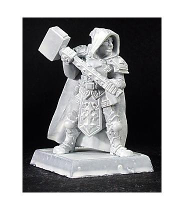 Warlord: Crusaders - Sir Broderick, Justicar, Hammer