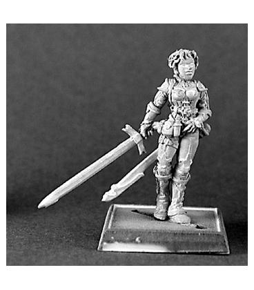 Warlord: Crusaders - Saramonde, Chronicler