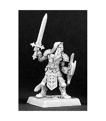 Warlord: Crusaders - Sir Theo, Justicar Adept