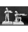 Warlord: Razig - Bone Marines, Razig Adept (9-pack) (unpainted)