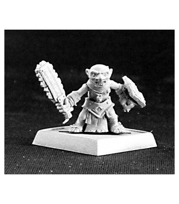 Warlord: Bloodstone Gnomes - Scragger