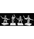 Warlord: Razig - Skeletal Crewman, Razig Grunt (9-pack) (unpainted)