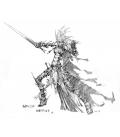 Warlord: Darkreach - Shadowstep Warrior