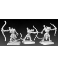 Warlord: Reptus - Clutchling Archers (9-pack) (unpainted)