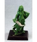 Warlord: Darkreach - Evshyvandra Duskwidow, Dark Elf Warrior (green master sculpt)