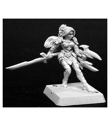 Warlord: Darkspawn - Aundine, Solo
