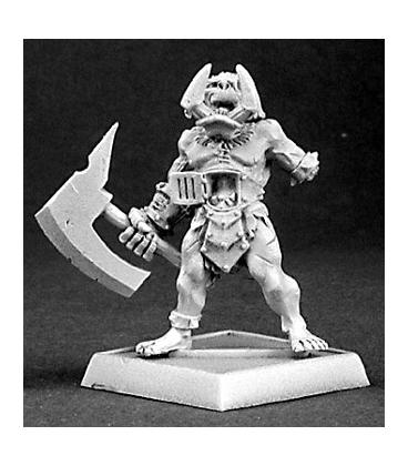 Warlord: Darkspawn - Broken Fodder (Orc) Grunt
