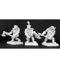 Warlord: Reven - Orc Beserkers, Reven Adept (7-pack) (unpainted)