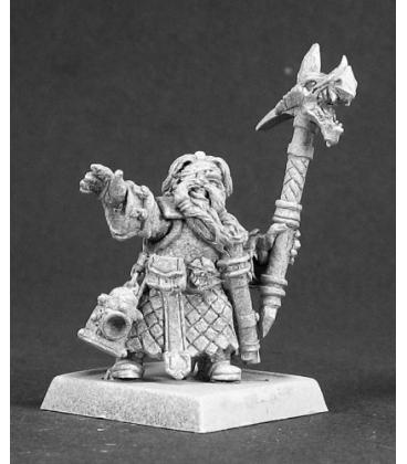 Warlord: Dwarves - Gilam, Dwarven Rune Spelunker