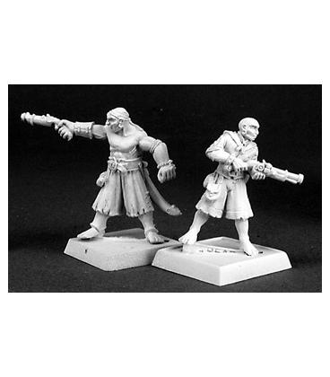 Warlord: Mercenaries - Blackreef Pirates Adept