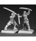 Warlord: Mercenaries - Mercenary Okuran Ronin Adept