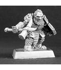 Warlord: Mercenaries - Dark Dwarf Warrior Adept