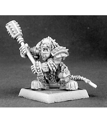 Warlord: Mercenaries - Thunginar, Dark Dwarf Captain