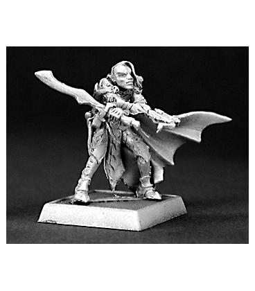 Warlord: Mercenaries - Dendris, Dark Elf Assassin