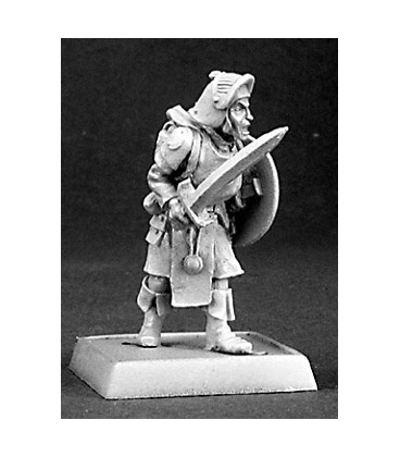 Warlord: Mercenaries - Mercenary Warrior Grunt
