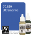 Vallejo Model Color: Ultramarine (17ml)