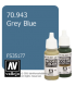 Vallejo Model Color: Grey Blue (17ml)