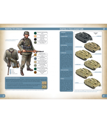 Flames Of War (WWII): 3rd Edition Rulebook (Bundle) [Hobby Book]