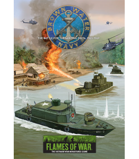 Flames Of War (Vietnam): Brown Water Navy - The Battle For The Mekong Delta, 1965-1969