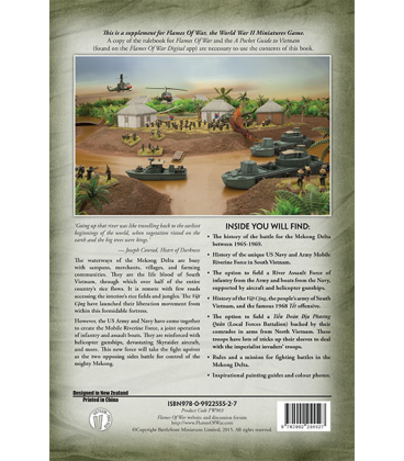 Flames Of War (Vietnam): Brown Water Navy - The Battle For The Mekong Delta, 1965-1969