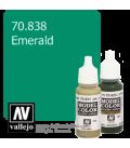 Vallejo Model Color: Emerald (17ml)