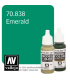 Vallejo Model Color: Emerald (17ml)