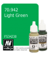 Vallejo Model Color: Light Green (17ml)