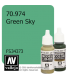 Vallejo Model Color: Green Sky (17ml)