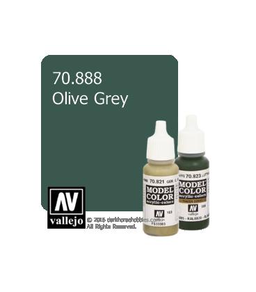 Vallejo Model Color: Olive Grey (17ml)