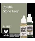 Vallejo Model Color: Stone Grey (17ml)