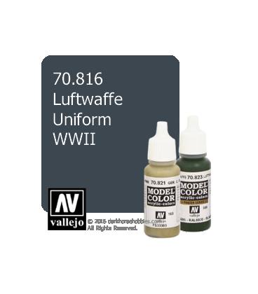Vallejo Model Color: Luftwaffe Uniform WWII (17ml)