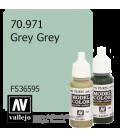 Vallejo Model Color: Grey Grey (17ml)