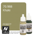 Vallejo Model Color: Khaki (17ml)