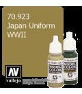 Vallejo Model Color: Japanese Uniform WWII (17ml)