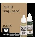 Vallejo Model Color: Iraqui Sand (17ml)