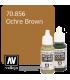 Vallejo Model Color: Ochre Brown (17ml)