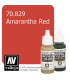 Vallejo Model Color: Amarantha Red (17ml)
