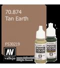 Vallejo Model Color: Tan Earth (17ml)