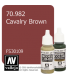 Vallejo Model Color: Cavalry Brown (17ml)