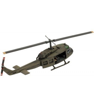 Flames of War (Vietnam): American UH-1D Slick