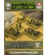 Flames of War (Vietnam): American 105mm Field Artillery Battery