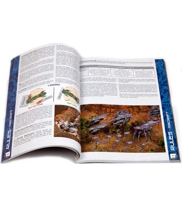 Dropzone Commander: Core Rulebook 1.1 EDITION (inside)