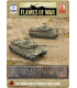 Flames Of War (Arab-Israeli): Israeli Sho't Tank Section
