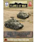 Flames Of War (Arab-Israeli): Isareli M50 Sherman Section