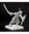 Warlord: Elves - Meridh, Elven Sergeant